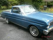 FORD RANCHERO Ford Ranchero VINYL CLOTH