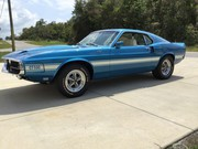 1969 Ford Mustang Shelby cobra GT-500