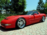 2003 Chevrolet Corvette COUPE Z06